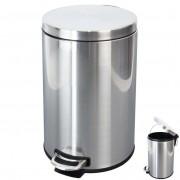 Kosz na odpady śmieci stalowy 20L