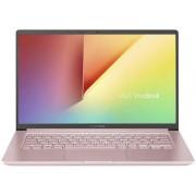 "Laptop Asus VivoBook X403JA-BM015 (Procesor Intel® Core™ i5-1035G1 (6M Cache, up to 3.60 GHz), Ice Lake, 14"" FHD, 8GB, 512GB SSD, Intel® UHD Graphics, FPR, Roz) + Bitdefender Antivirus Plus, 1 An, 1 User, Scratch Card"