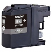 Brother LC-123BK zwart
