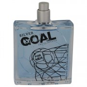 Jeanne Arthes Golden Goal Silver Eau De Toilette Spray (Tester) 3.3 oz / 97.59 mL Men's Fragrance 541172