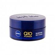 Nivea Q10 Power Sleeping Melt-In Mask маска за лице 50 ml за жени