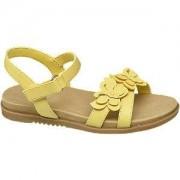 Cupcake couture Gele sandaal vlinders Cupcake Couture maat 28
