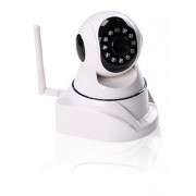 Merlin's Wi-Fi IP Camera Lite is a security camera that can also be used for video conferencing-Merlin Digital