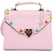 Elprine Pink Satchel