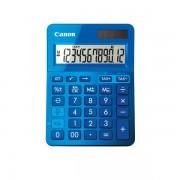 Calcolatrice da tavolo Canon LS-123K - 300547 Calcolatrice da scrivania con display da 12 cifre di colore blu funzioni calcolo tasse, calcolo costante, gran totale in confezione da 1 Pz.