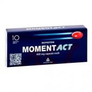 Angelini Spa Momentact 10 Capsule Molli 400mg