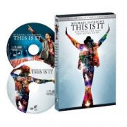 Michael Jackson's This Is It DVD 2 discuri