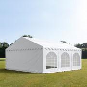 tendapro.it Tendone 6x6m PVC bianco Gazebo per Feste e Giardino