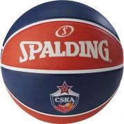 Spalding Basketball ZSKA MOSKAU (Outdoor) - blau/rot | 7