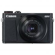 Canon PowerShot G9 X Mark II 20.1MP Preta