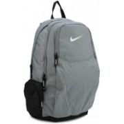 Nike 25 L Backpack(Grey, Black)
