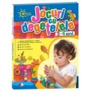 Jocuri cu degeţelele 2-4 ani.