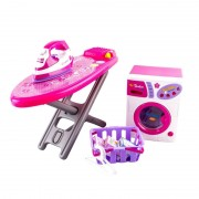 Set activitati casnice PlayPlay, lumini si sunete
