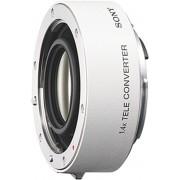 Sony Objektiv »14TC A-Objektiv für Digitalkameras«, Weiß