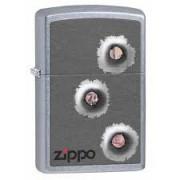 Zippo Zapalniczka 28870 Przestrzelona