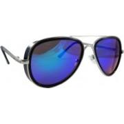 Els Aviator Sunglasses(Blue, Green)