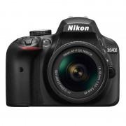 Nikon D3400 24.2MP Bluetooth + Objetiva AF-P 18-55mm F3.5-5.6 VR