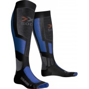 X-Socks Snowboard Blue - Anthracite Blue - 39/41