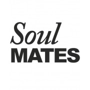 Soulmates - 2 stk Klistermärken för Sko