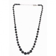 Just Women Genuine Black Onyx Necklace for Gorgeous women