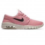 Nike SB Tenisówki Nike SB Stefan Janoski Max (Gs) elmntl pink/black-gum med brown