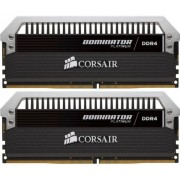 Memorie Corsair Dominator Platinum DDR4, 2x4GB, 3866MHz, CL18