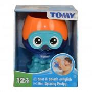 Tomy Badspeelgoed Tomy Spin & Spuit Inktvis