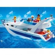 Playmobil Modern Living Family Yacht