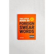 Urban Outfitters Livre The Little Book of Foreign Swear Words- taille: ALL