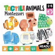 MONTESSORI ANIMALE SENZORIALE - HEADU (HE20188)