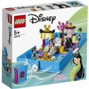 LEGO 43174 LEGO Disney Mulans Sagoboksäventyr
