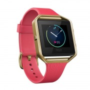 Fitbit Blaze Smart Fitness Watch Grande Rosa