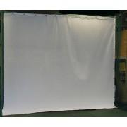 Projektionsduk simulatorer extra hållbar 3 x 3 meter