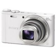 Aparat Foto Sony DSC-WX350 (Alb), Full HD, Wi-Fi, 20x, 18 MP