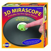 3 D Mirascope Creates Holographic Images!