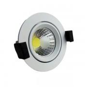 OPTONICA LED Süllyeszthető spot lámpatest / 8W / hideg fehér /CB3201