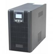 Gembird 3000VA pure sine wave UPS, LCD display, USB, black GEM-EG-UPS-PS3000-01