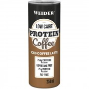 Weider Low Carb Protein Coffee (250ml)