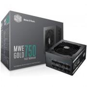 Захранващ блок Cooler Master MWE Gold 750W Full Modular