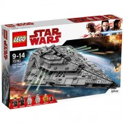 Set de constructie LEGO Star Wars Star Destroyer al Ordinului Intai
