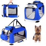 Cestovní síťovaná taška CADOCA M 70cm x 54cm x 54cm