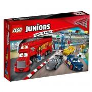 Lego Carros, corrida final das 500 milhas, 10745 Juniorsmulticolor- TAMANHO ÚNICO