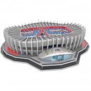 Nanostad PSG 3D-puzzel Parc des Princes Stadium 159-delig