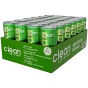 Clean Drink 24 x Clean Drink, 330 ml, Päron