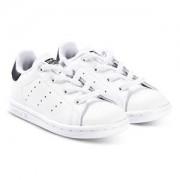 adidas Originals Stan Smith Infants Sneakers Vit/Svart Barnskor 25 (UK 7.5)