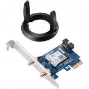 Asus PCE-AC58BT Adaptador Wifi PCI-e AC2100 com Bluetooth 5.0