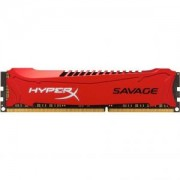 RAM Памет Kingston 4GB 1600MHz DDR3 CL9 DIMM XMP HyperX Savage, - HX316C9SR/4