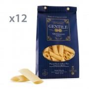 Gentile 12 Conf. da 500 gr - Penne rigate di semola di grano duro