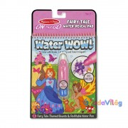 Melissa & Doug Kreatív játék Rajzolás vízzel tündérek