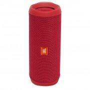 Boxa portabila JBL FLIP 4, Wireless Bluetooth, IPX7 Waterproof, Bass Radiator, JBL Connect+, Red
